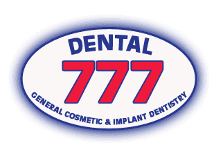 dental 777 logo