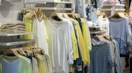 maglieria, jeans, abbigliamento di marca