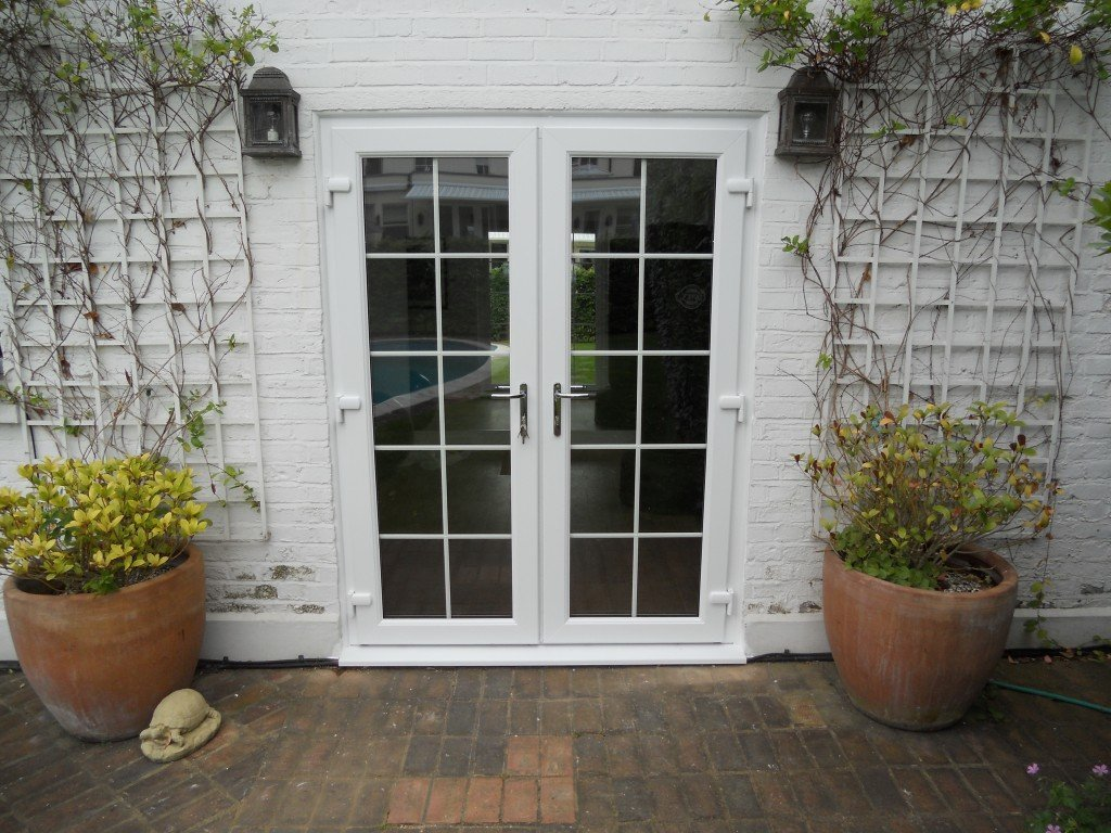 External french doors fitted for homes in northern ireland composite patio doors planetlyrics Gallery