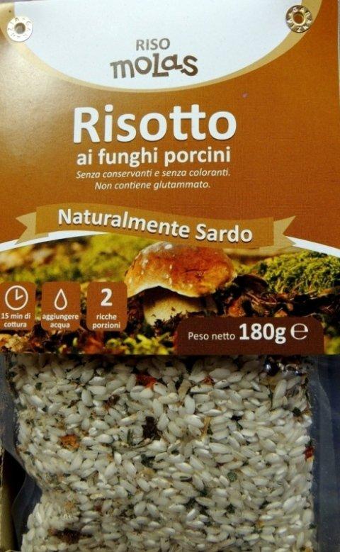 risotto senza conservanti
