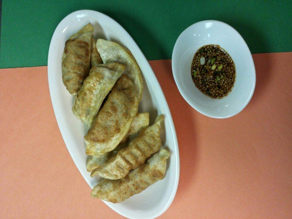 Goon Mandu, Fried Dumplings
