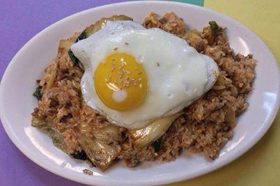 Kimchi Bokeumbap