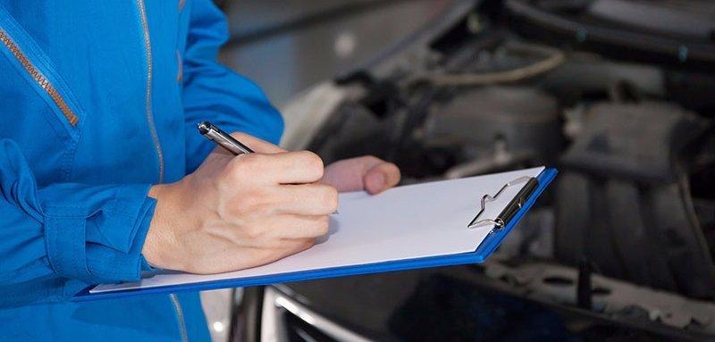 Mechanic estimating spares