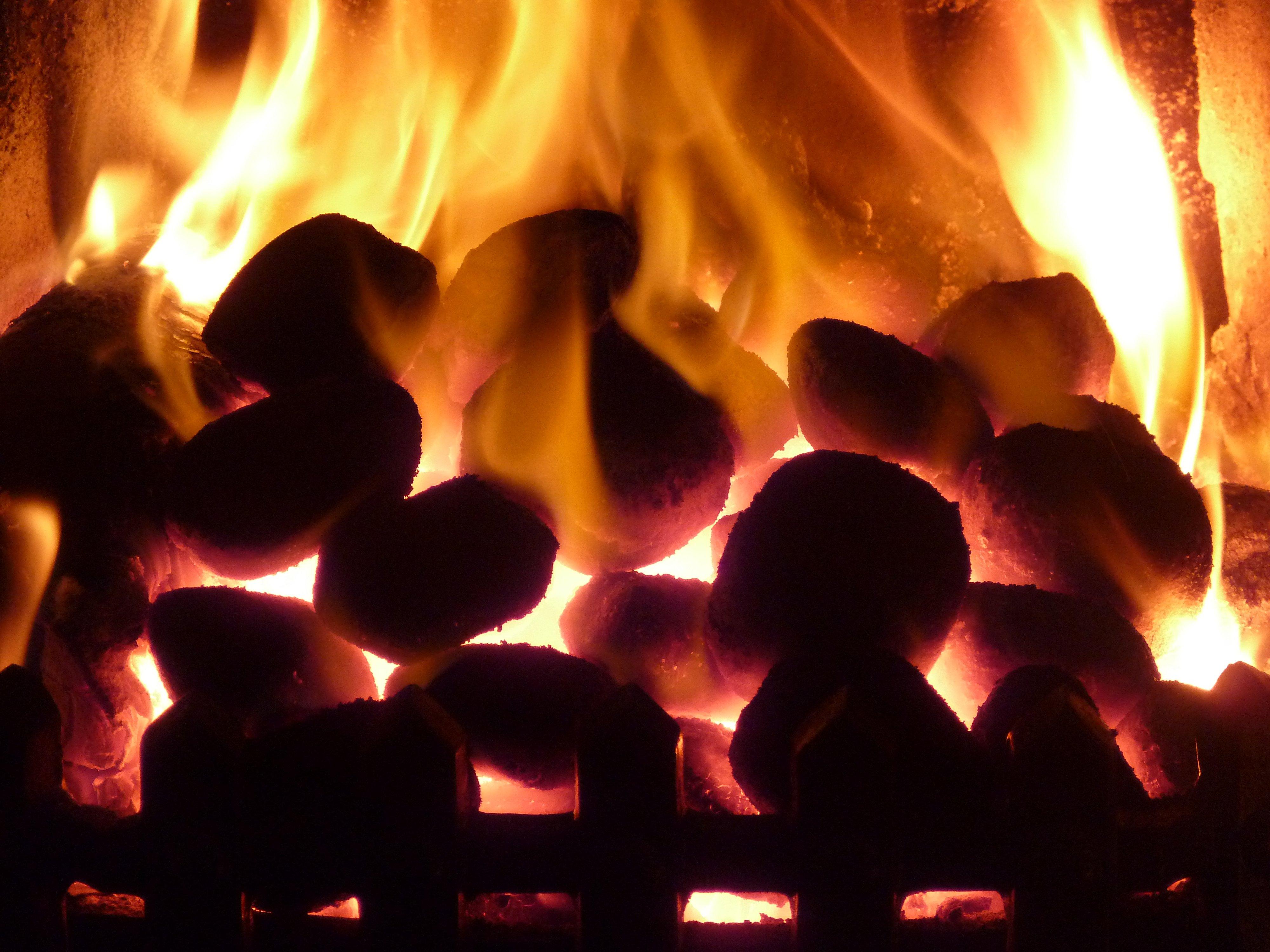 Smokeless fuels