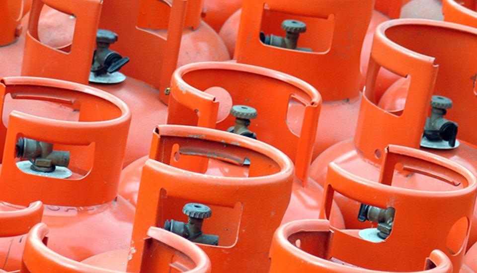Bottled Gas