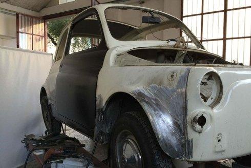 consulenze auto, restauro auto, riparazione carrozzeria