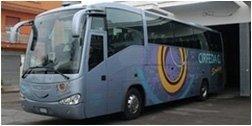 autobus per lunghi viaggi