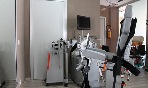 strumento per terapie riabilitative