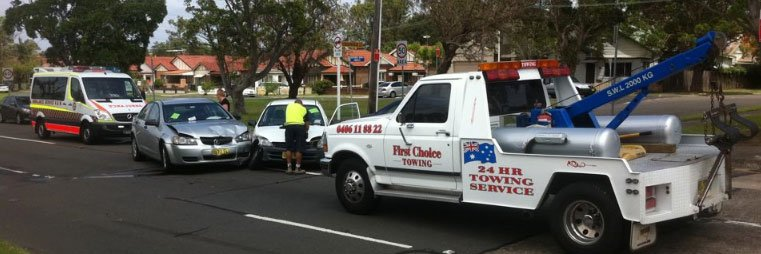 tow truck first choice