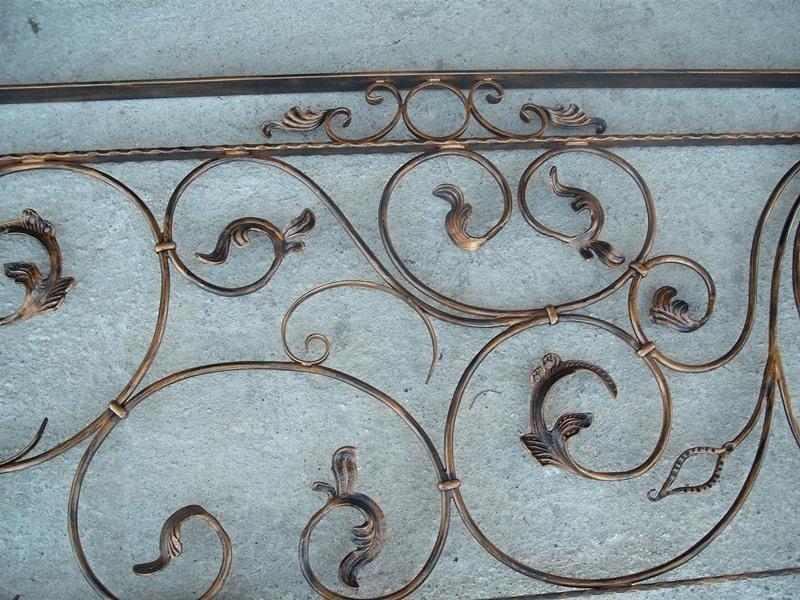 cancelli ringhiere lavori in ferro battuto