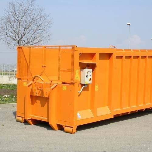 Noleggio pressa-container