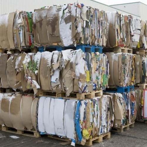 Impianto stoccaggio carta e cartone