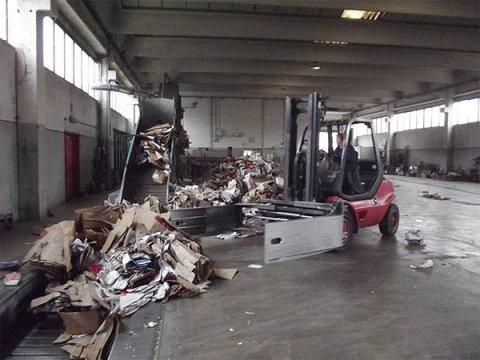 Raccolta rifiuti assimilabili agli urbani Ghemme - Novara