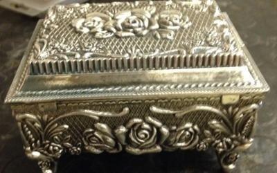 Cofanetti in argento