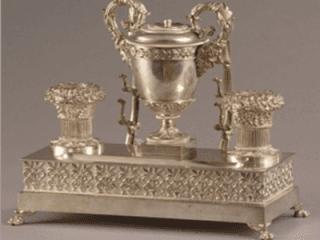 Restauro oggetti in argento