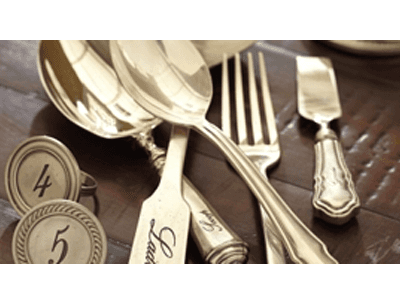 Servizi di restauro e lucidatura metalli