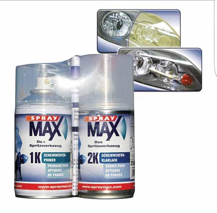 SPRAY MAX logo