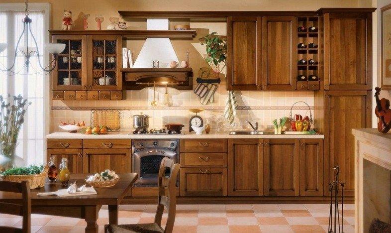 cucine con cappa a vista