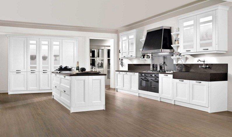 cucine in legno chiaro