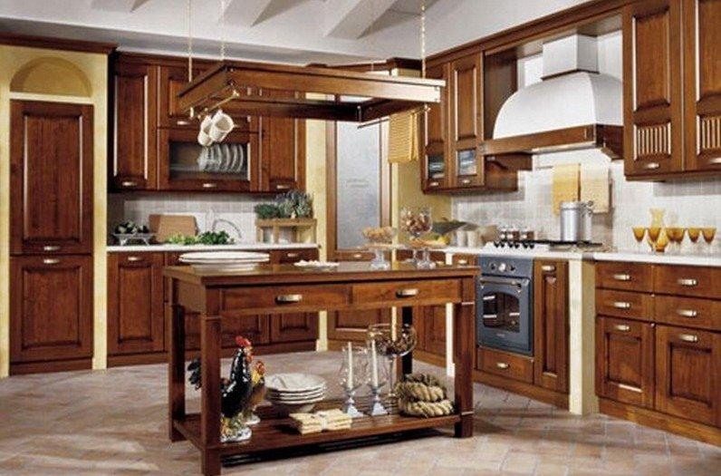 cucine con top in pietra