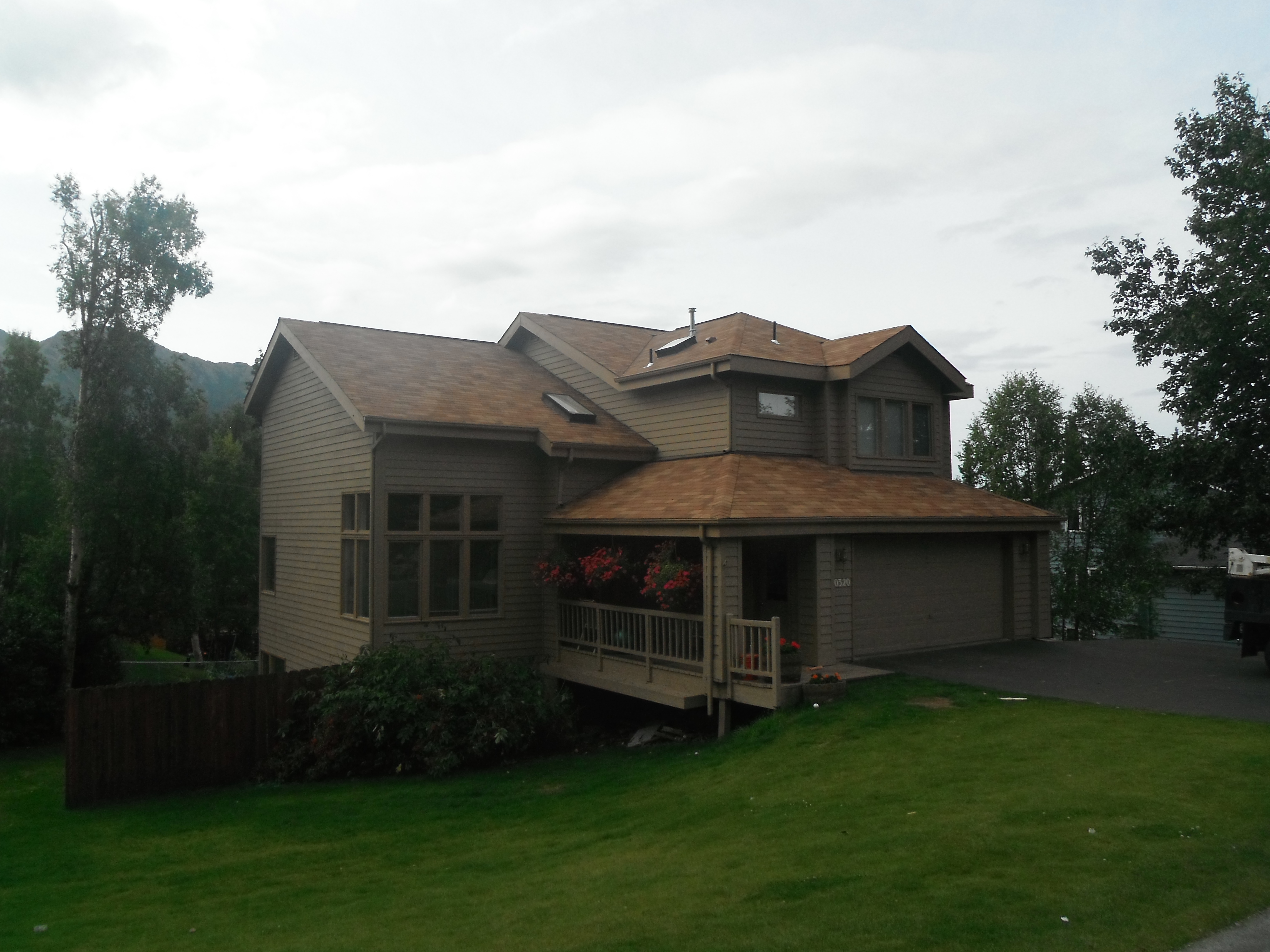 Re-construction roofing by Action Roofing Services