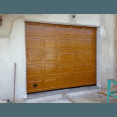 portoni sezionali, portoni per garage in varie dimensioni, vari colori