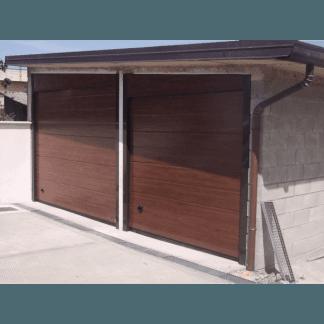 portoni sezionali, portoni per garage, portoni in varie colorazioni