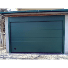 portoni sezionali in serie, portoni per garage condominiali
