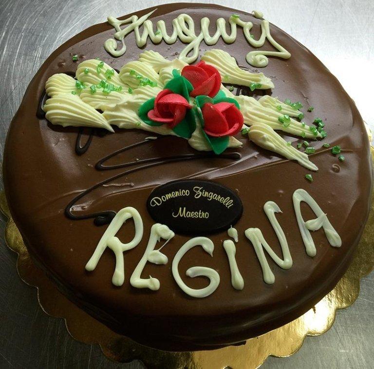 Torta compleanno Briciole di Zingarelli