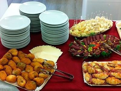 Catering Pasticceria Briciole di Zingarelli a Latina
