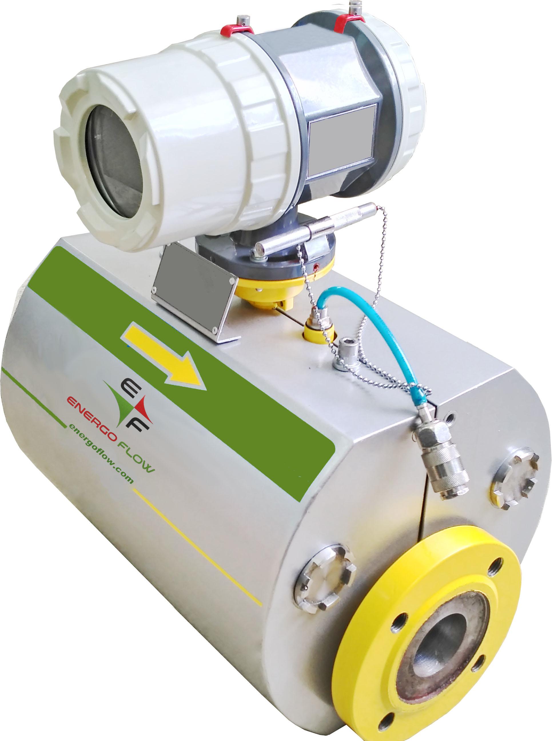 Gas ultrasonic flow meters GFA 202