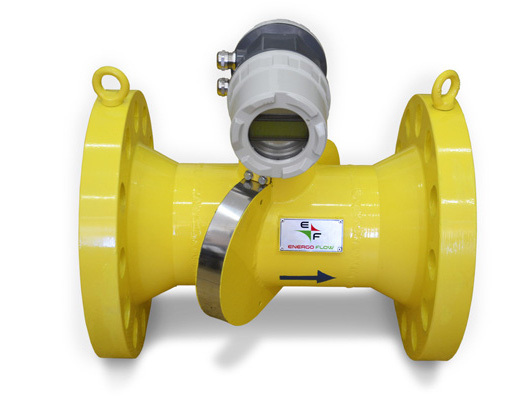 Ultrasonic Gas Flow Meters Energoflow