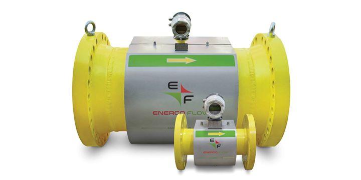 Energoflow Ultrasonic gas flow meter
