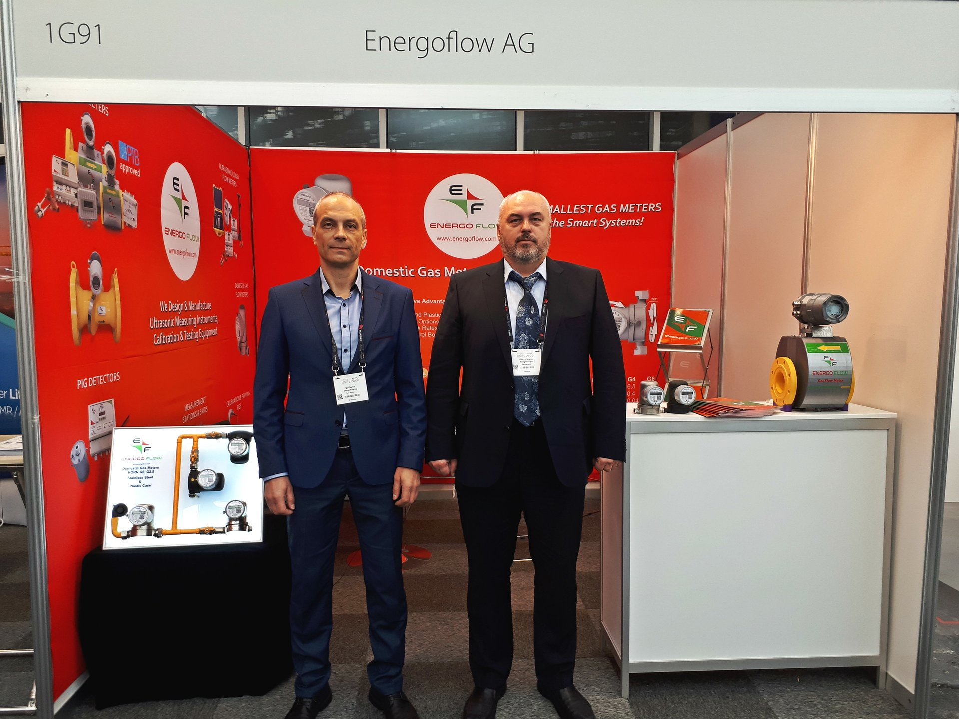 Energoflow Utility week