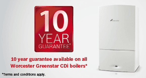 boiler installation - Peterborough, Huntingdon, Oundle - East Anglia Heating Ltd - Worcester Bosch fitters