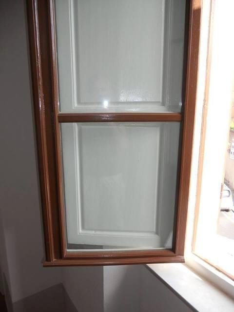 restauro finestra legno infisso