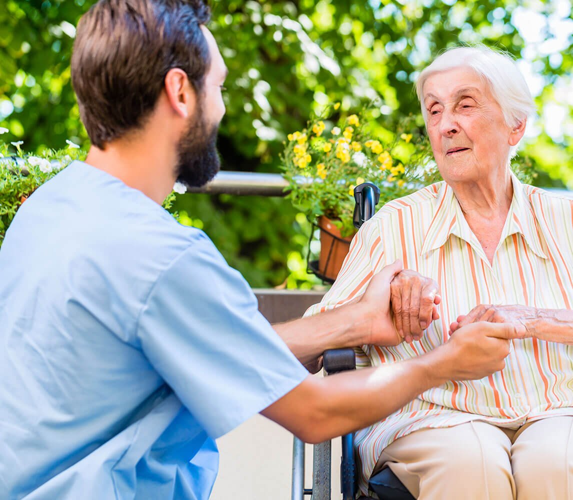 assistenza anziani in provincia di Bari