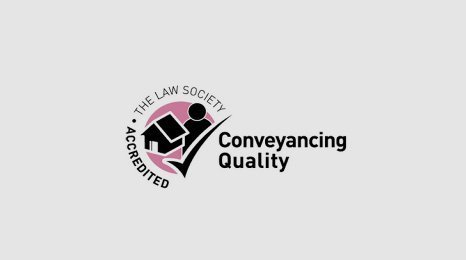 THE LAW SOCIETY ACCREDITED logo