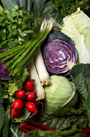Fruit & veg wholesaler - Warwickshire - A. M. Baileys - Vegetables
