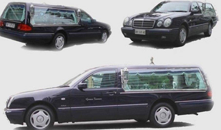 carro per funerale