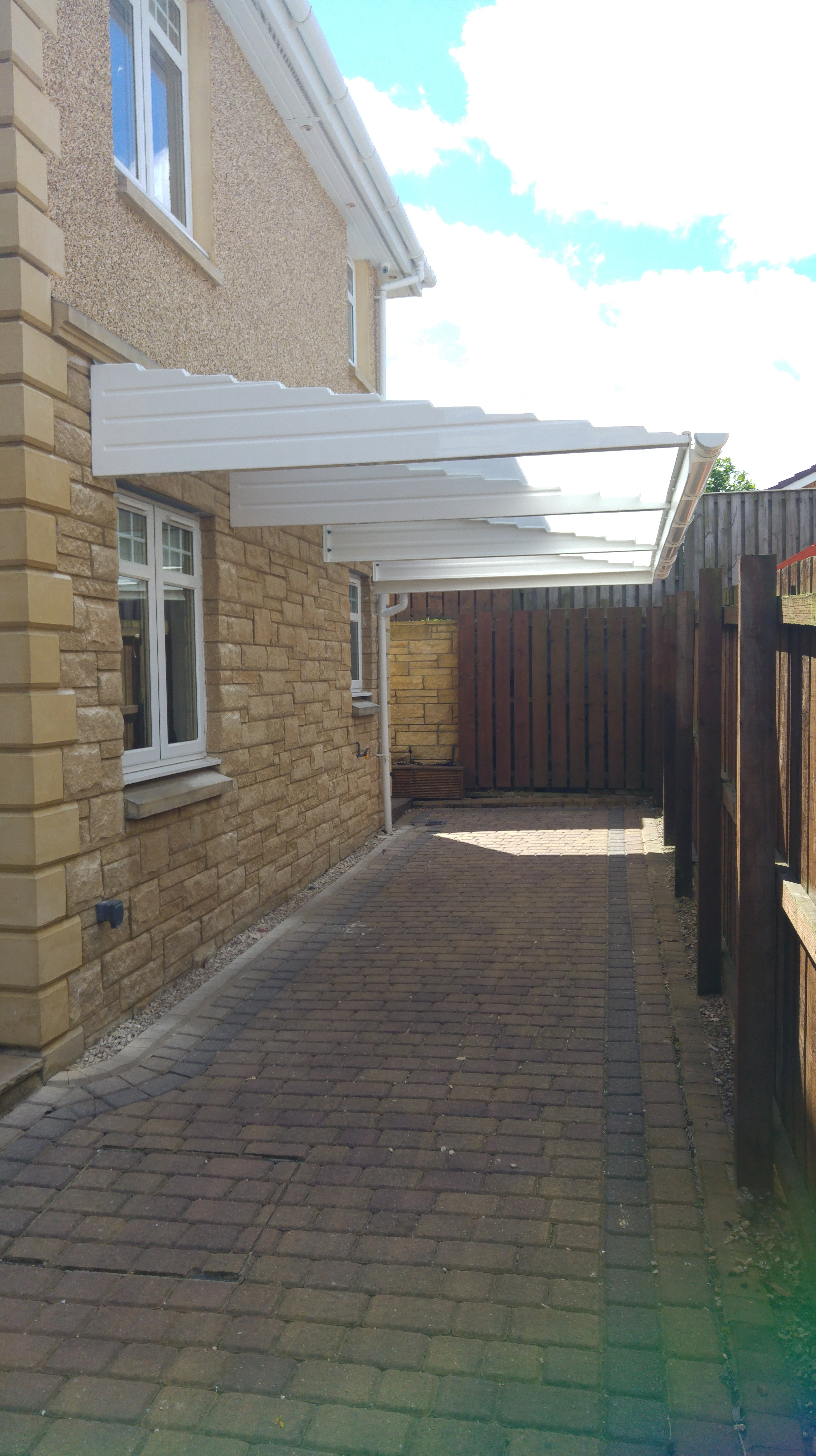 High-quality awnings