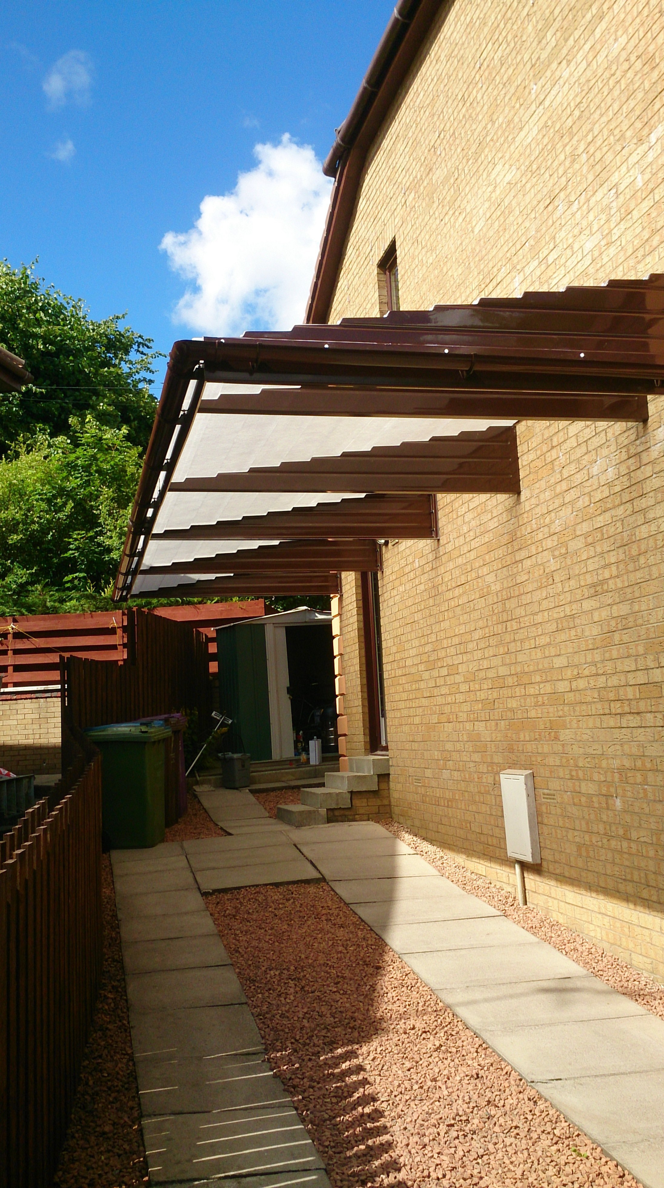 Stunning patio canopies