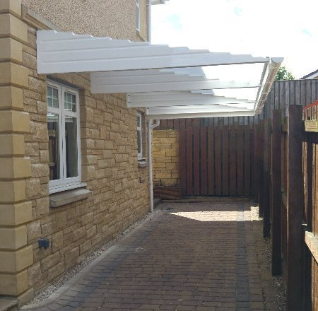 Wide range of canopies