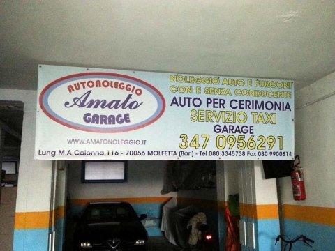 Garage con 45 posti auto