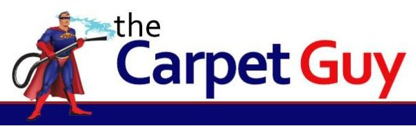 the carpet guy logo