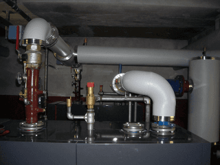 Rifacimento centrali termiche