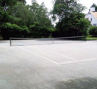 tennis court resurfacing Greenwich, CT