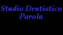 Parola Dr. Emanuele Studio Dentistico