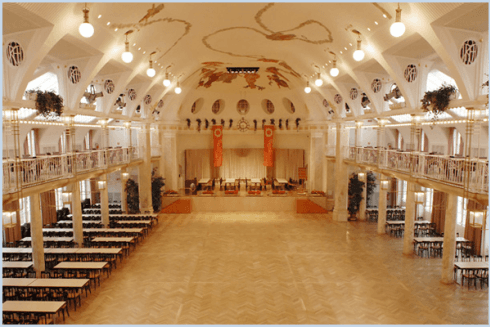 Anlagen für Konzertsäle