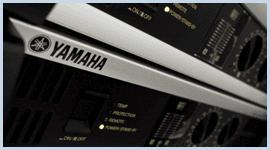 Yamaha Audio-Anlage
